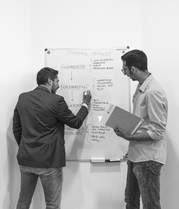 Promos Web 22 | Fabio e Francesco in riunione