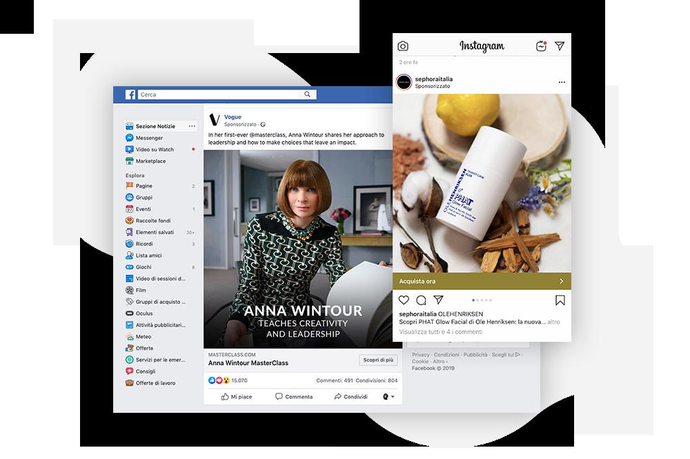 Facebook & Instagram Ads - Advertising - Promos Web 22