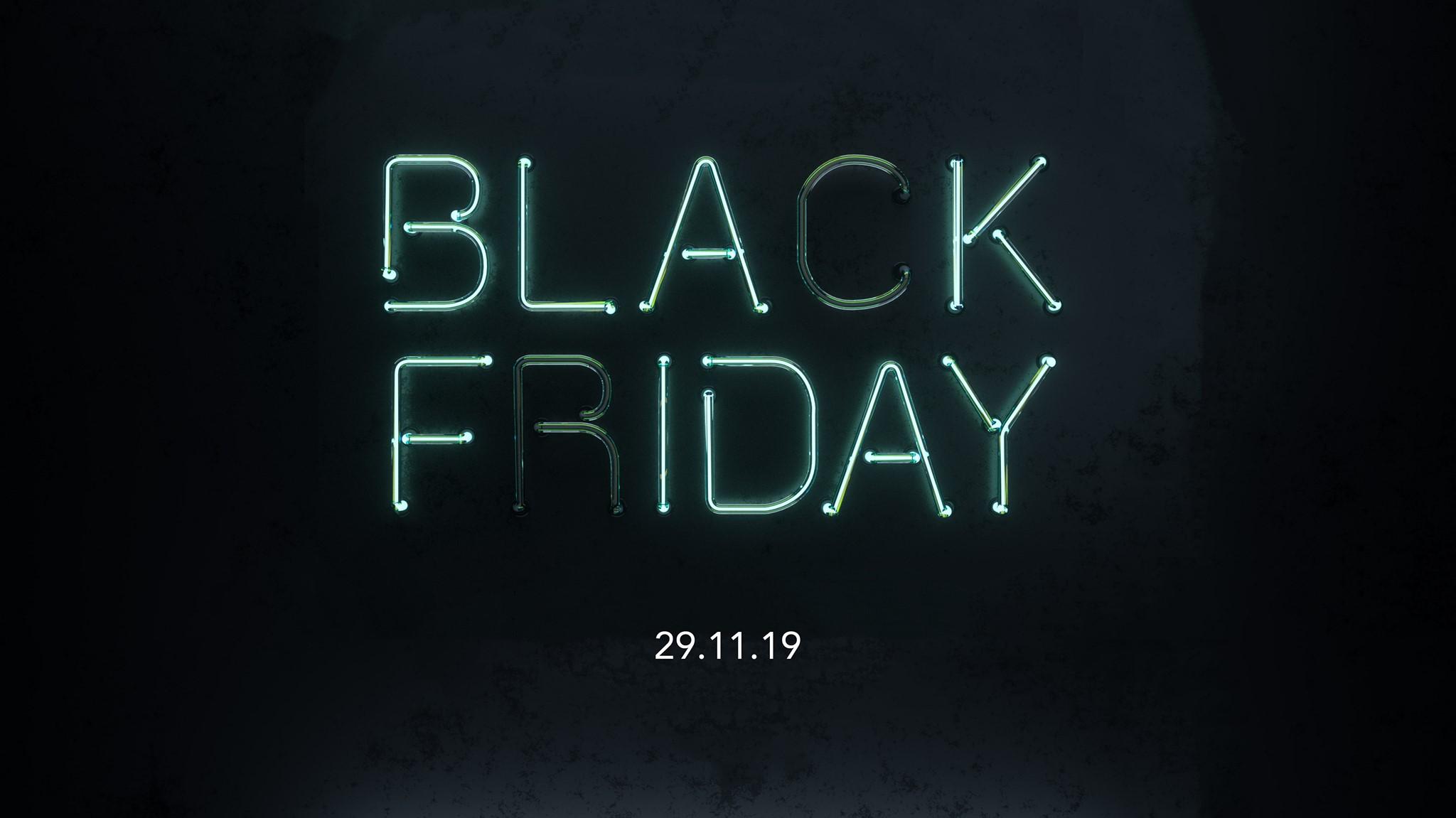 Le origini del Black Friday - Pormos Web 22